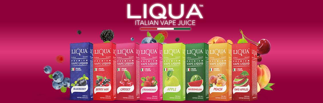 Liqua E-Juice - Billigt Snus Online